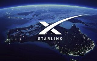 Starlink Australia - logo