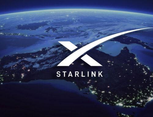 Starlink in Australia