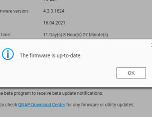 Qlocker ransomware attacked and encrypted files on QNAP devices.
